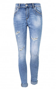 Damaged-Leopard-Jeans