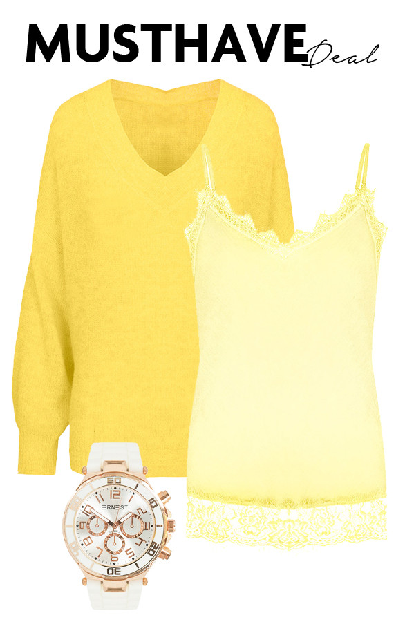 Musthave-Deal-Lovely-Yellow