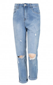 Mom-Fit-Jeans-Dames