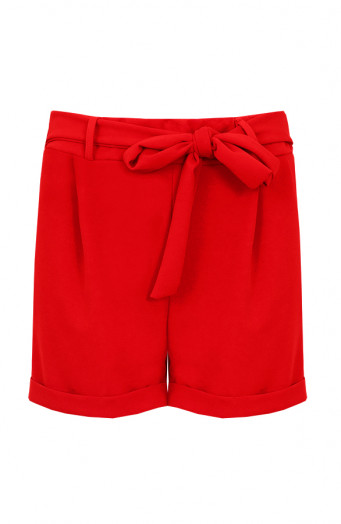 Basic-Strik-Short-Rood