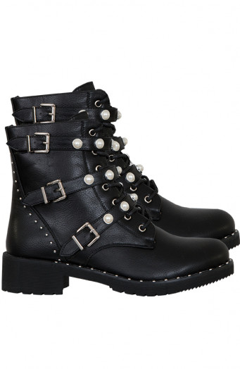 Parel-Biker-Boots-Limited