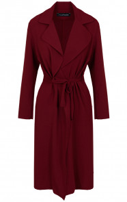 Trenchcoat-Dames-Bordeaux-1