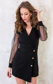 Blazer-Playsuit-Tule-Dames-2