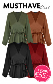 Musthave-Deal-Overslag-Blouses