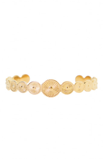 Armband-Deluxe-Goud