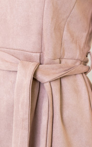 Suede-Jurk-Taupe-6
