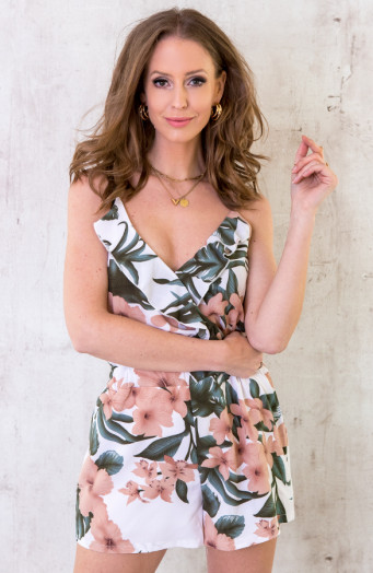 Bloemen-Playsuit-Ruches-Wit-2