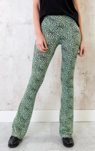Flared-Broek-Cheetah-Mint-5