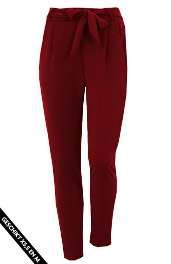 Basic-Strik-Broek-Bordeaux-1-586x900
