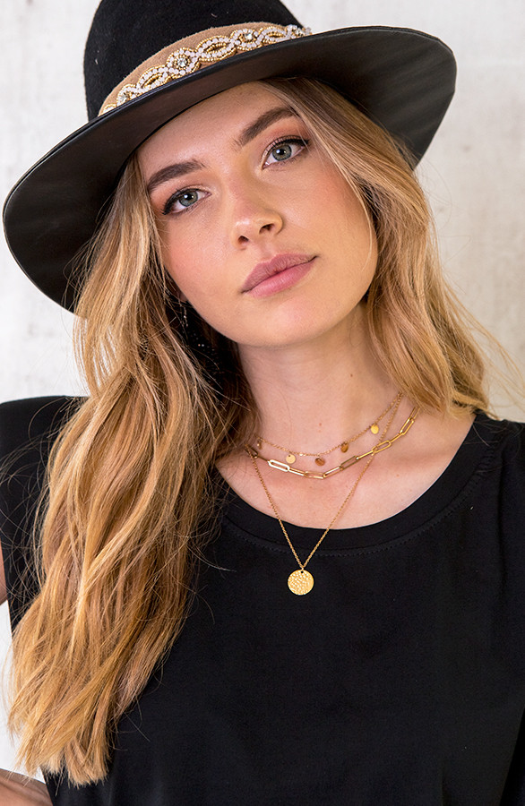 Coins-Layer-Ketting-Goud-2