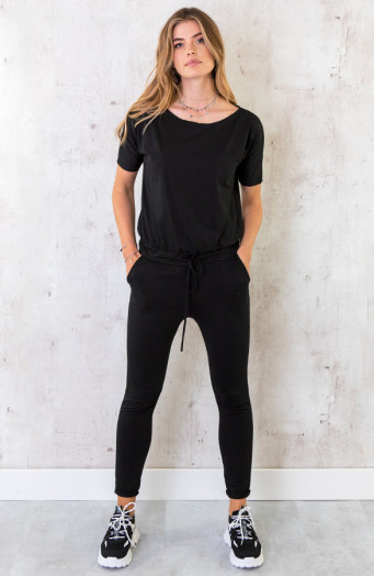Jumpsuit-Basic-Zwart-4