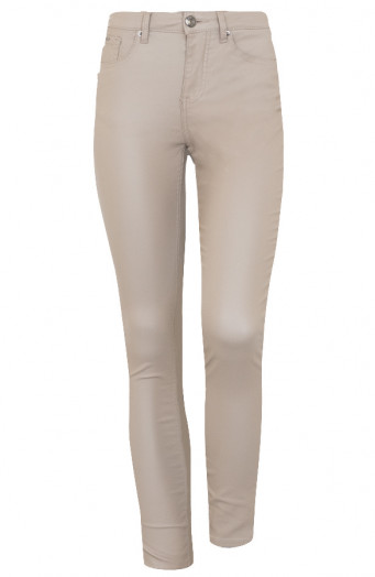 Coating-Jeans-Dark-Beige