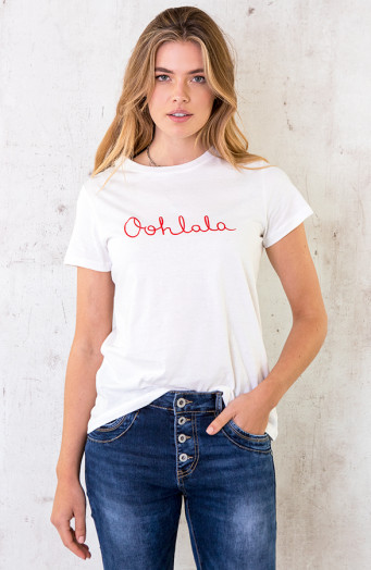 Oohlala-Top-Wit-Rood-2