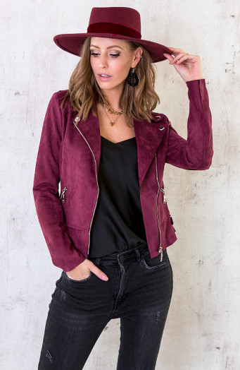 Biker-Jacket-Suede-Bordeaux-5