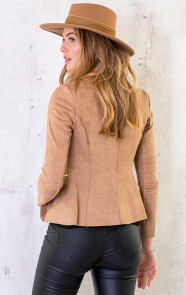 Suede-Blazer-Met-Rits-Taupe-2