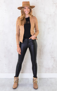 Suede-Blazer-Met-Rits-Taupe-6