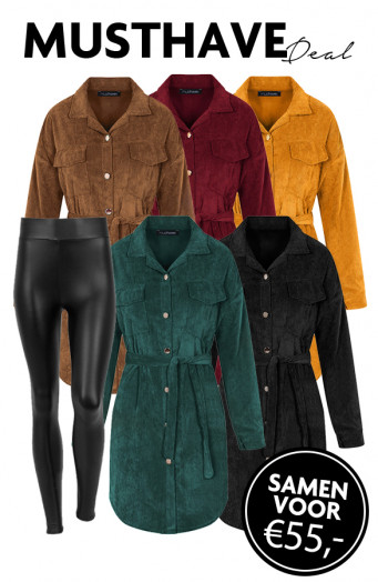 Musthave-Deal-Coated-Corduroy