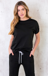 Jogging-Top-Zwart-3
