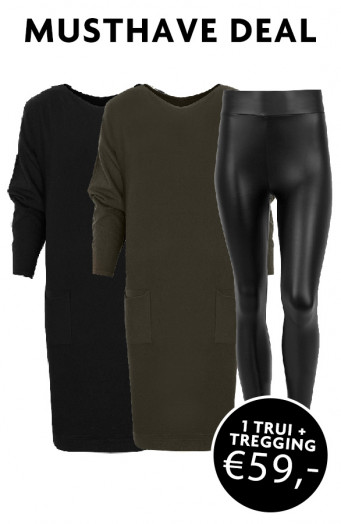 Musthave Deal Comfy Coated