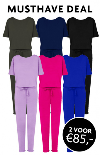 Musthave Deal Basic Jumpsuit