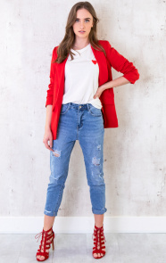 Limited-Blazer-Rood-1