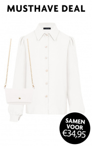 Musthave-Deal-Blouse-Mini-Bag-Wit
