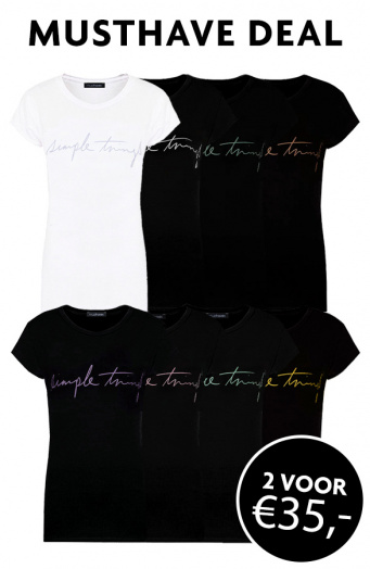 Musthave Deal Simple Things Tops