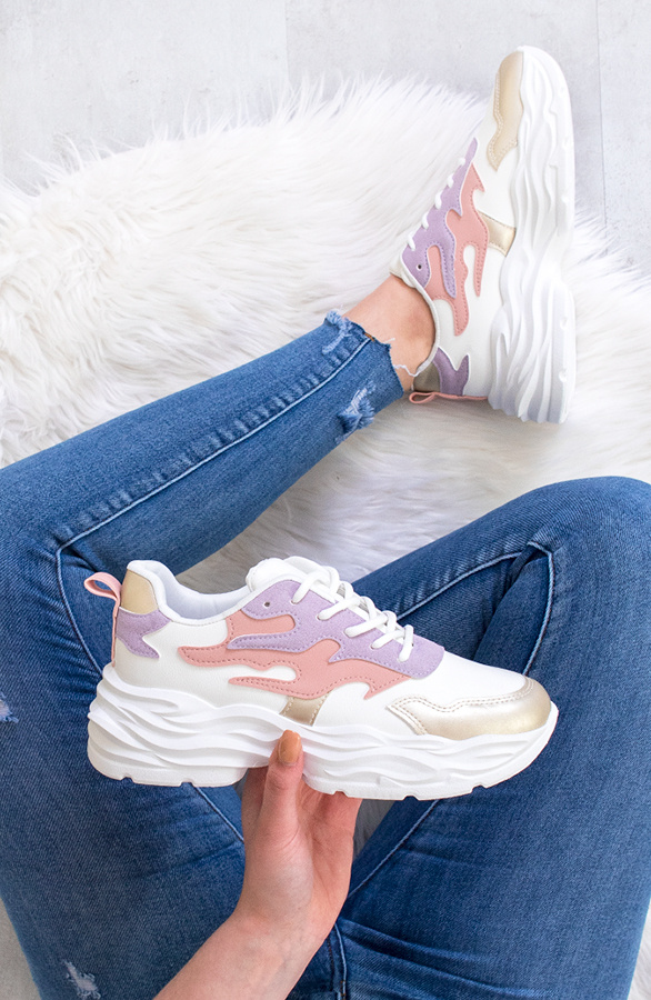 Dad-Sneakers-Wit-Lila