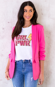 Girl-Power-Top-Loose-Fit-Roze-1