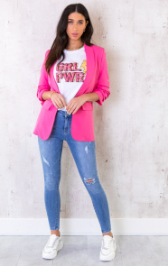 Girl-Power-Top-Loose-Fit-Roze-2