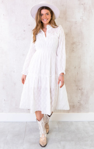 Maxi-Jurk-Embroidery-Wit-1