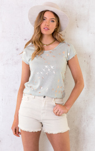 Metallic-Birds-Top-Mint-5