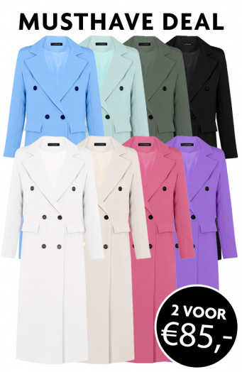Musthave Deal Ultra Long Coat