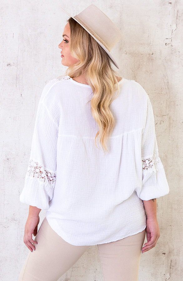 Oversized-Katoenen-Blouse-Wit-2-1