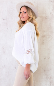 Oversized-Katoenen-Blouse-Wit-3-1