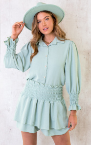 Trend-Co-ord-Dames-Mint-4