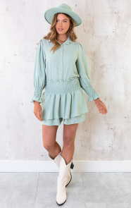 Trend-Co-ord-Dames-Mint-5