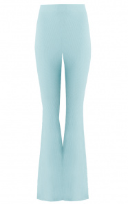 Flared-Broek-Extremely-Stretch-Mint