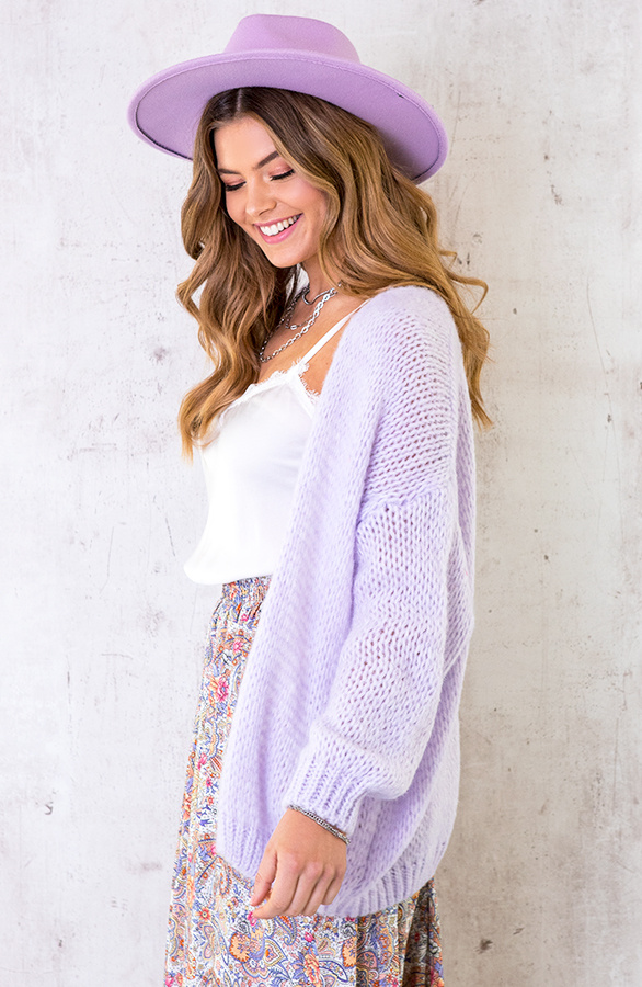 Oversized-Knitted-Vest-Lilac-4