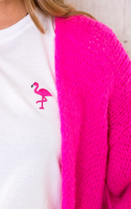 Oversized-Knitted-Vest-Neon-Pink-6