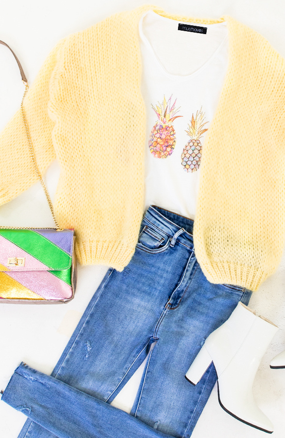 Oversized-Knitted-Vest-Soft-Yellow-2