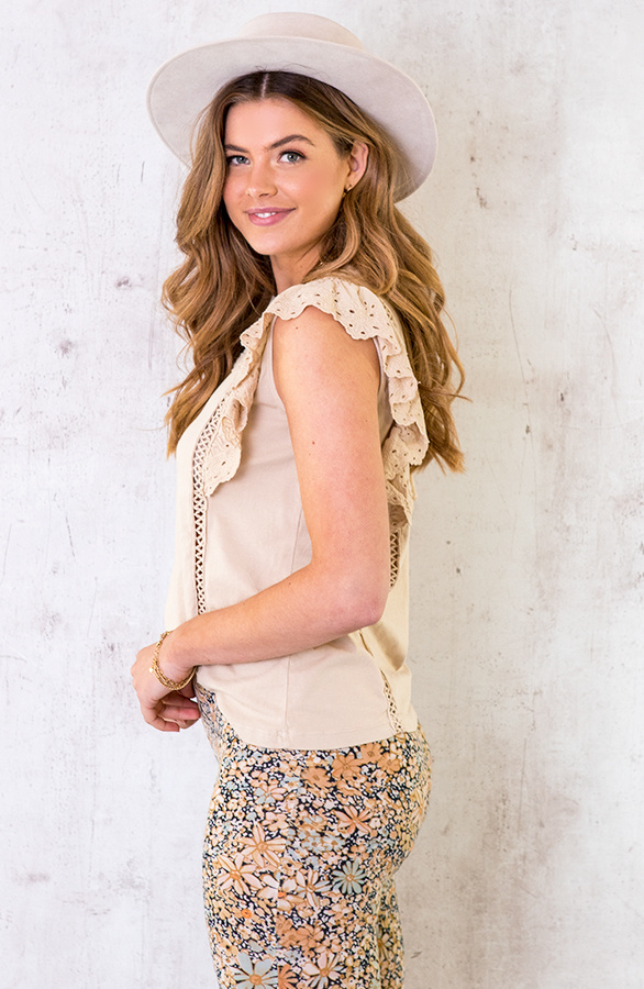 Ruches-Top-Embroidery-Beige-5