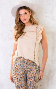 Ruches-Top-Embroidery-Beige-6