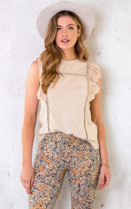 Ruches-Top-Embroidery-Beige-7