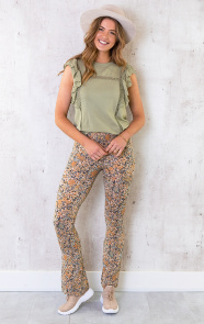 Ruches-Top-Embroidery-Olive-6
