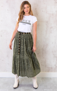 Maxi-Embroidery-Rok-Army-5