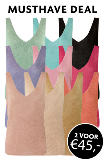 Musthave Deal Lurex Tops