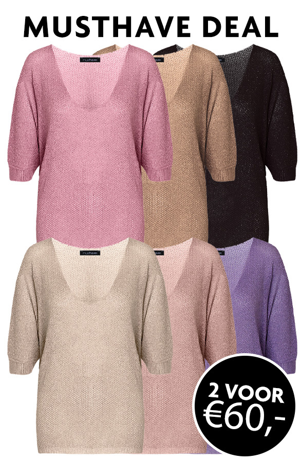 Musthave-Deal-Oversized-Lurex-Tops