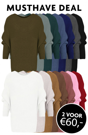 Musthave Deal Oversized Soft